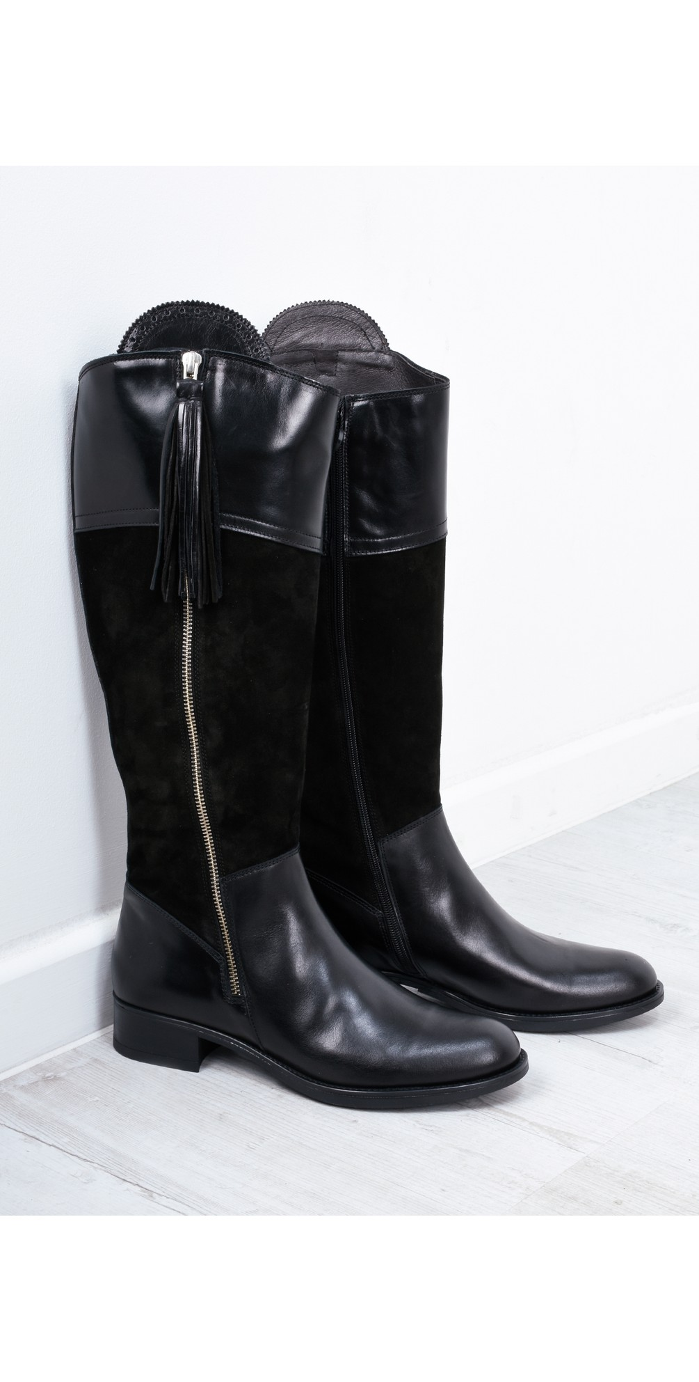 Beatrice Long Gaucho Boot main image