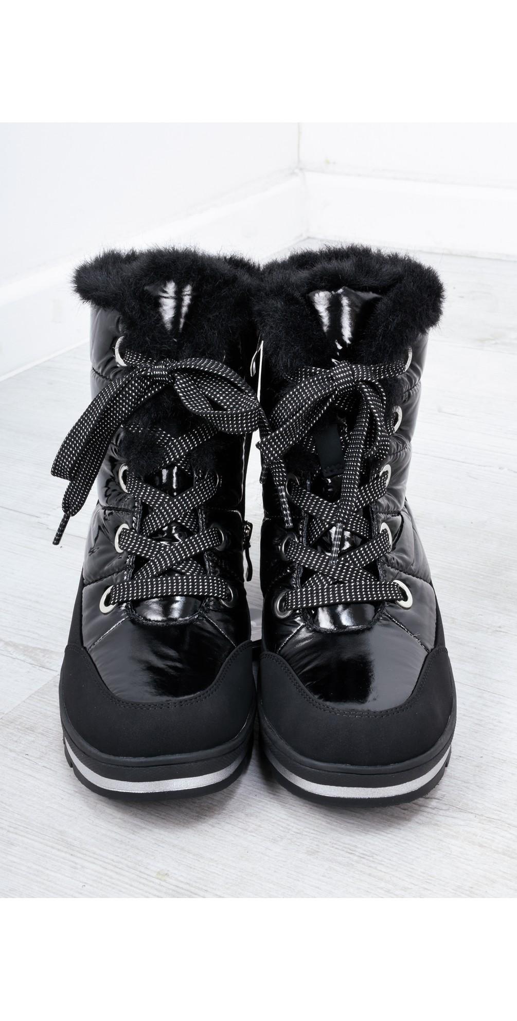 Wanda Nordic Ankle Snow Boot main image