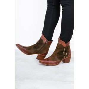 Kanna Baby Western Boot