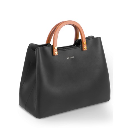 Inyati Inita Top Handle Bag  - Black
