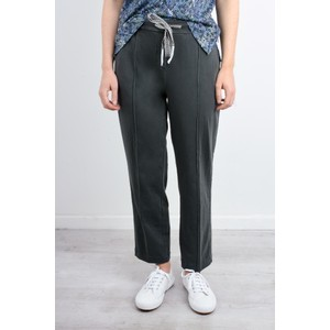 Sandwich Clothing High Waisted Jersey Trousers