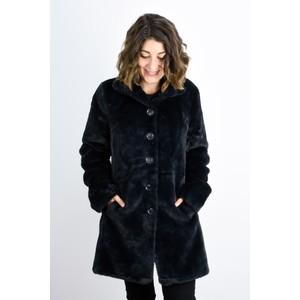 RINO AND PELLE Nonna Faux Fur Coat