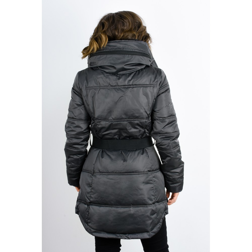 Rino & Pelle Deep Grey Addison Coat