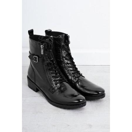 Caprice Footwear Delmi Ankle Boot - Black
