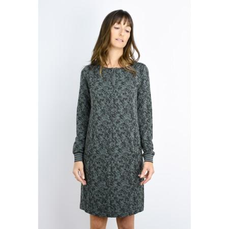 Sandwich Clothing Jersey Snakeskin Dress - Green