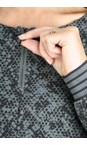 Sandwich Clothing Thyme Jersey Snakeskin Dress