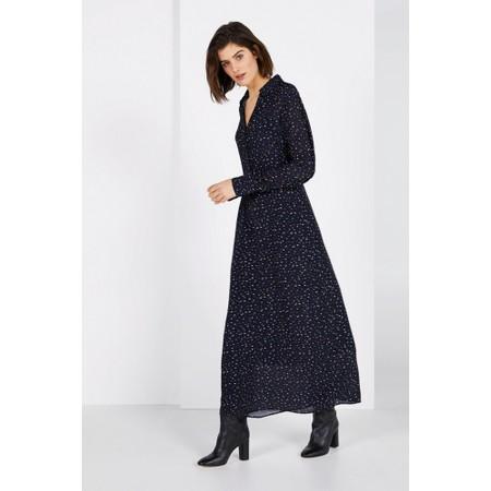 Expresso Kathleen Printed Maxi Dress - Black