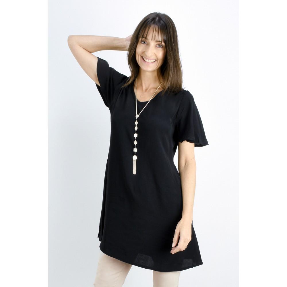 Masai Clothing Gitussa Tunic Black