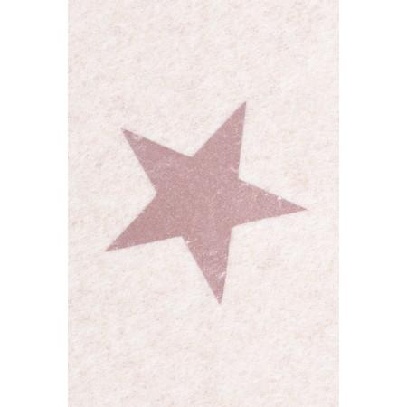Chalk Belinda Star Bag Medium - Pink