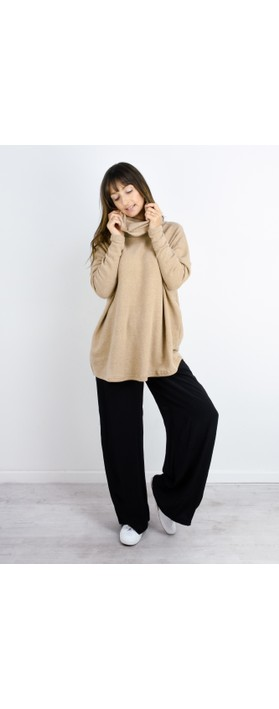 Masai Clothing Perinus Trousers Black