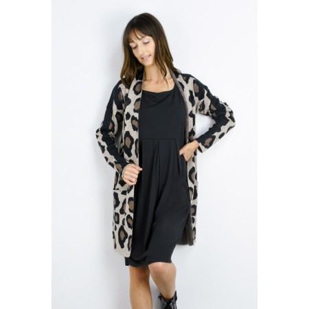 Masai Clothing Hadas Tunic Dress - Black