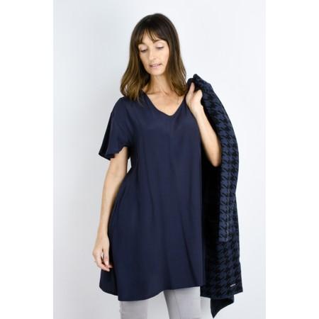 Masai Clothing Gitussa Tunic - Blue