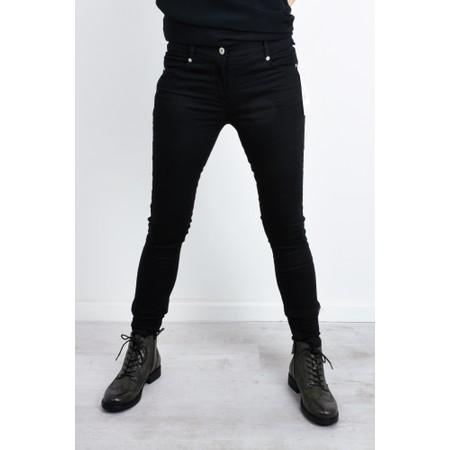 Robell  Star Power Stretch Skinny Jean - Black