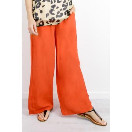 Masai Clothing Perinus Trousers - Orange