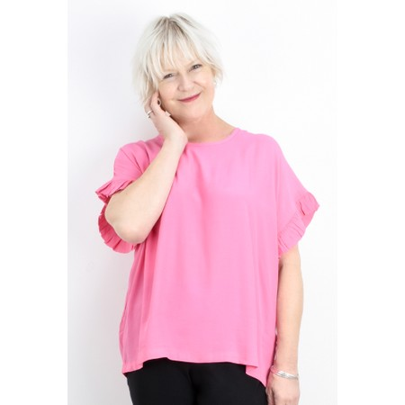 Masai Clothing Earleen Top - Pink