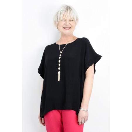 Masai Clothing Earleen Top - Black