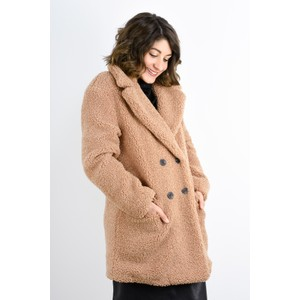 RINO AND PELLE Pien Teddy Oversized Coat