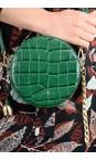 Bell & Fox Holly Green MIA Small Canteen Cross Body Bag