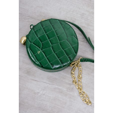 Bell & Fox MIA Small Canteen Cross Body Bag - Green