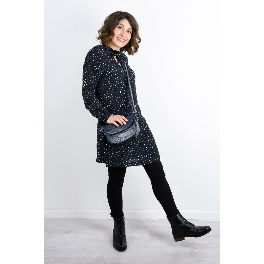Expresso Kassandra Printed Tunic Dress Multi