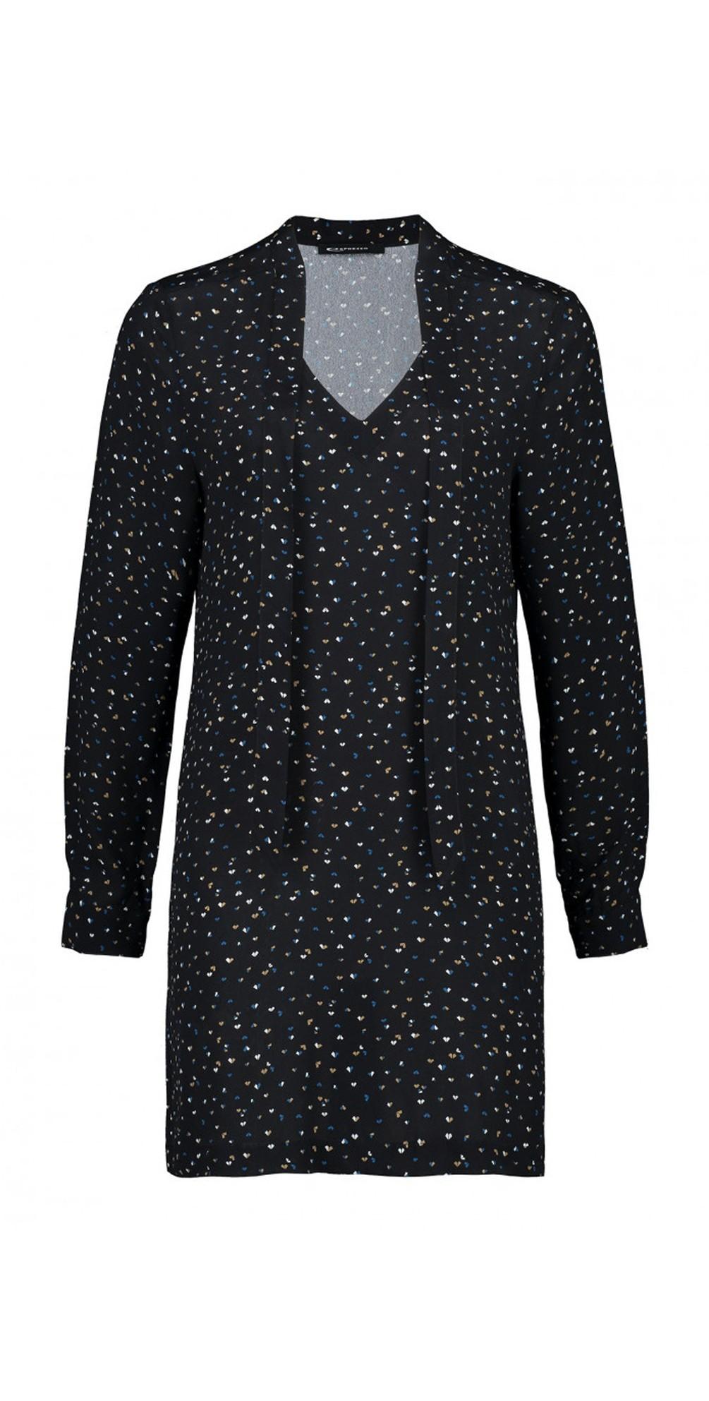 Kassandra Printed Tunic Dress main image