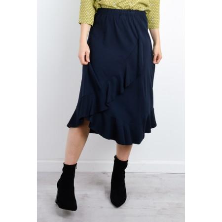 Masai Clothing Saphira Skirt - Blue