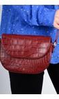 Bell & Fox Garnet Callie Mini Saddle Cross Body Bag