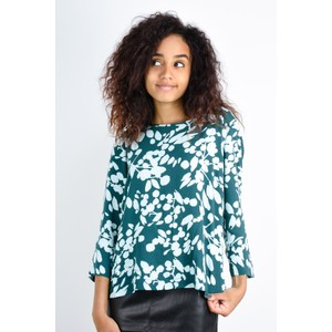 Sandwich Clothing Bold Floral Top