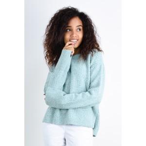 Sandwich Clothing Herringbone Knit Jumper