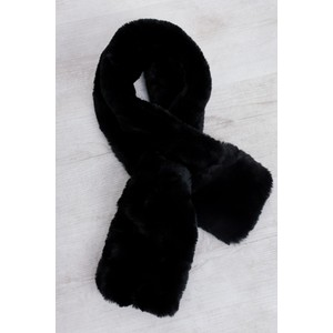 Gemini Label  Nadia Supersoft Faux Fur Scarf