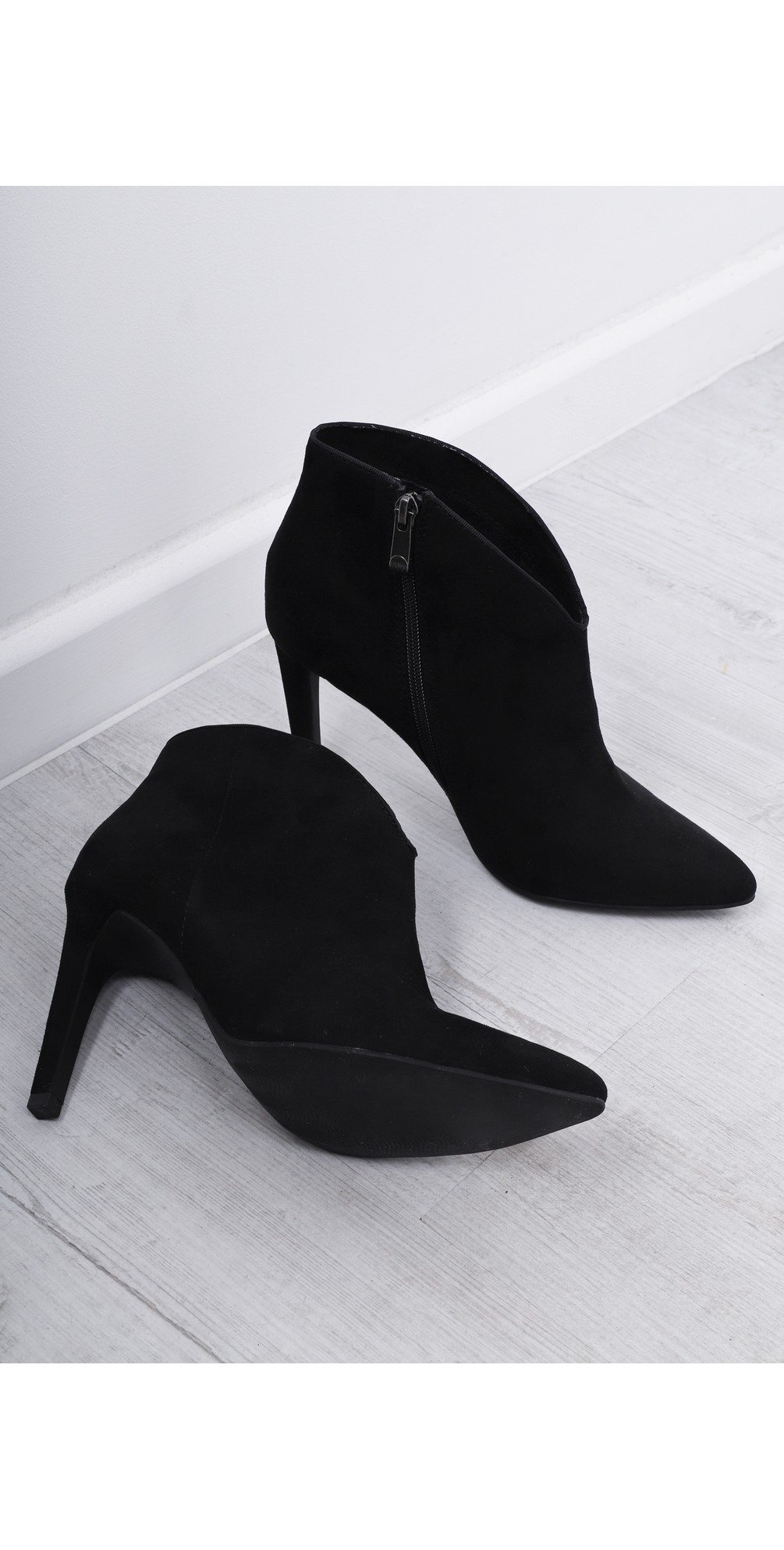 Metato High Heel Ankle Boot main image