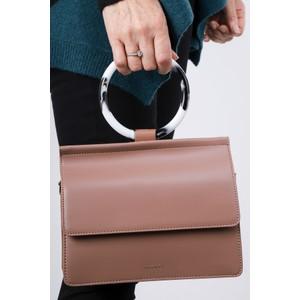 Inyati  Coco Faux Leather Loop Handle Crossbody Bag