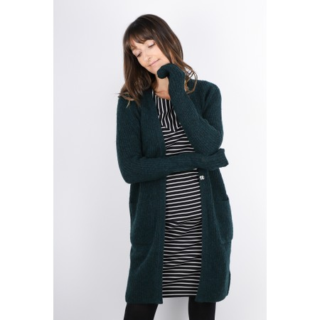 Sandwich Clothing Chunky Knit Cardigan - Green