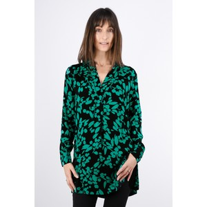 Sandwich Clothing Bold Floral Print Tunic
