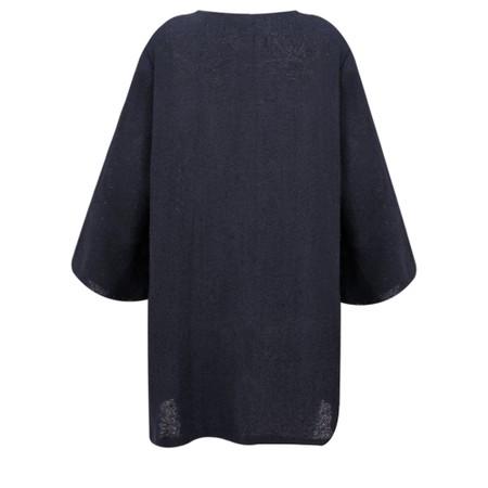 Masai Clothing Josefina Boucle Jacket - Blue