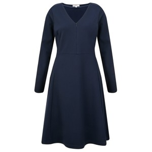 Sandwich Clothing Fit & Flare Jersey Dress