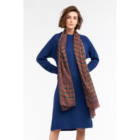 Sandwich Clothing Wool Jumper Dress - Blue