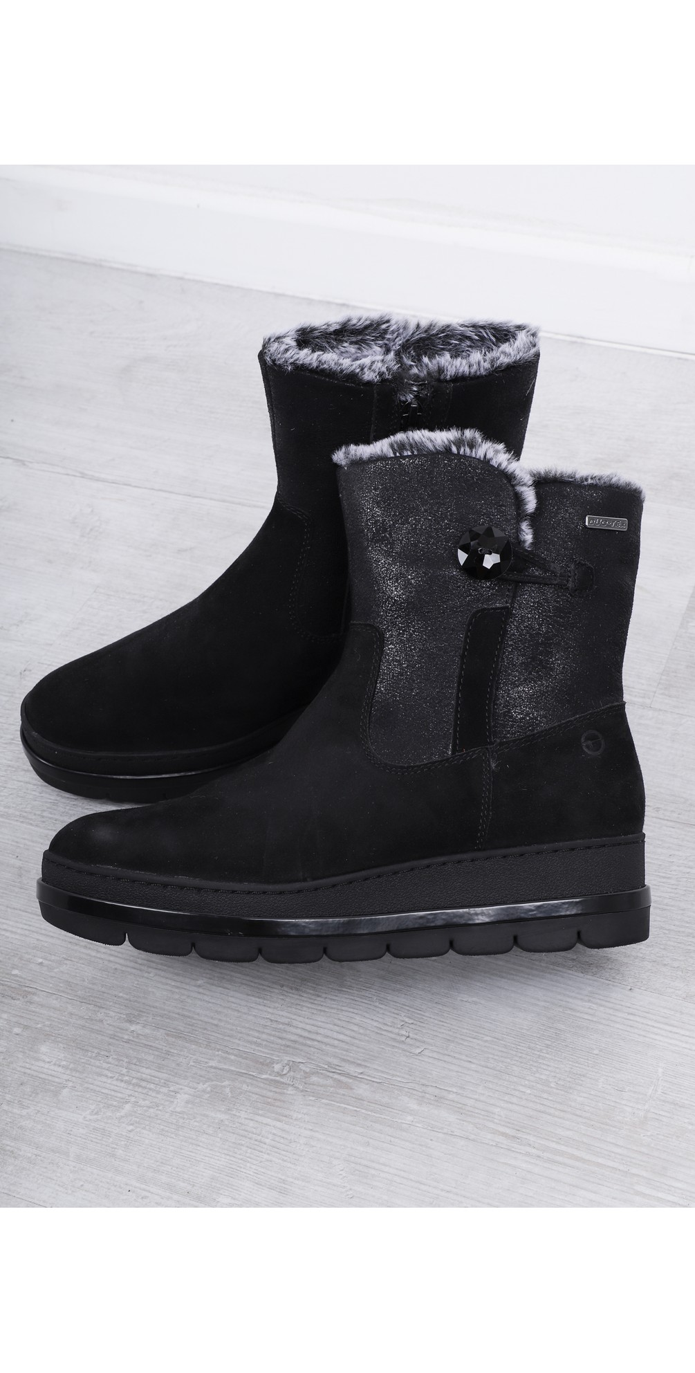 Lenta Nordic Ankle Boot  main image