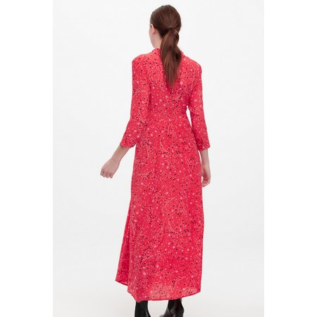 Mercy Delta Rosedene Dress - Red