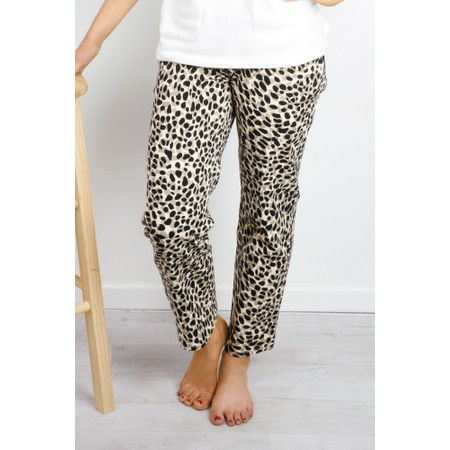 Great Plains Pearl Leopard Jeans - Beige
