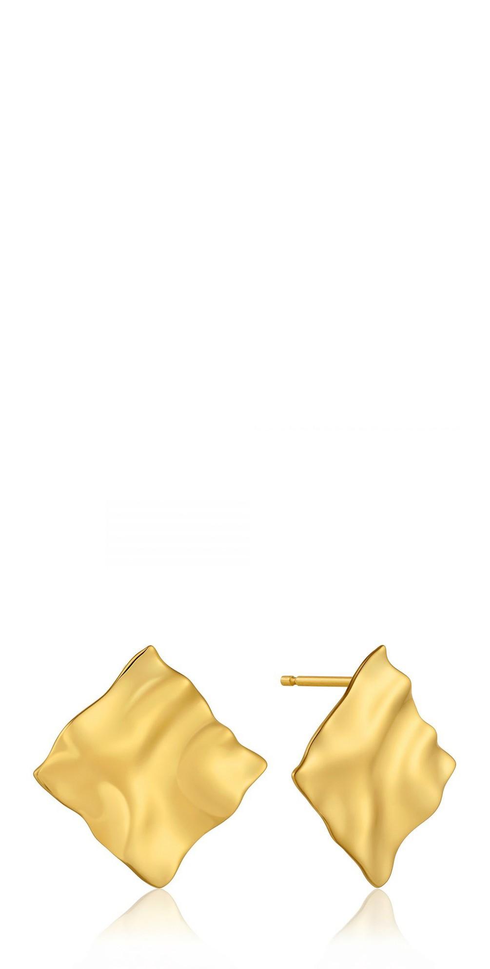 Crush Square Stud Earrings main image