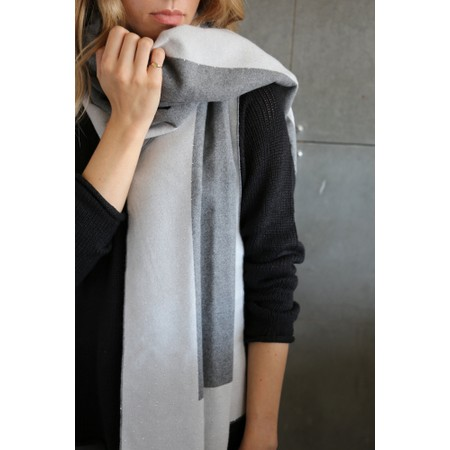 Tutti&Co Frost Scarf - Grey