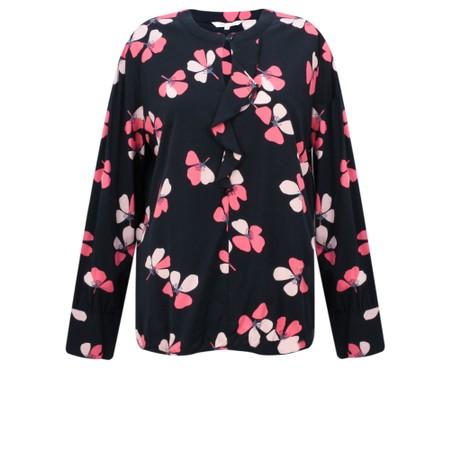 Sandwich Clothing Posy Print Blouse - Pink