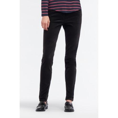 Sandwich Clothing Velvet Trousers - Black