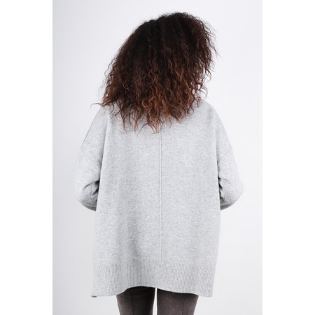 French Connection River Vhari Knit Jumper - Blue