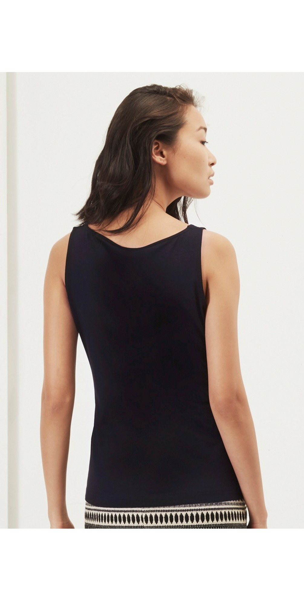 Essentials Fitted Stretch Vest main image