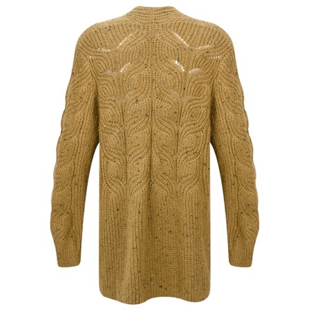 Masai Clothing Luce Cardigan - Brown