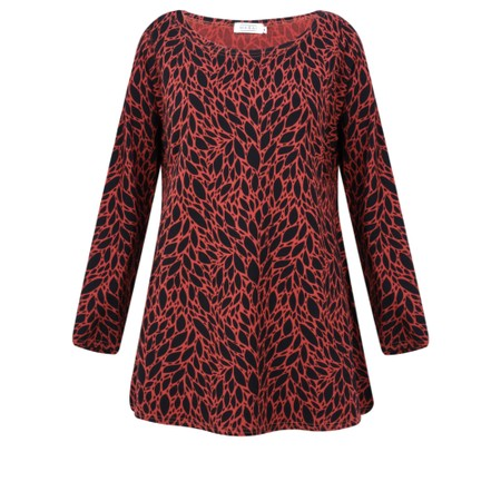 Masai Clothing Blanca Top - Red