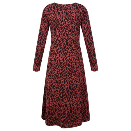 Masai Clothing Nia Dress - Red
