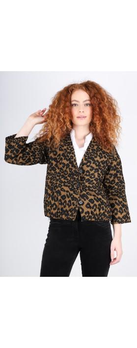 Masai Clothing Jocelin Jacket Ginger Org